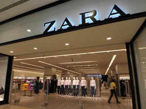 3222034e Zara entered Indian market in 2010 through a joint venture Inditex Trent,  between Inditex and the Tata Group.