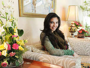 Meet Manasi, the 27-year-old heir to the Toyota Kirloskar empire