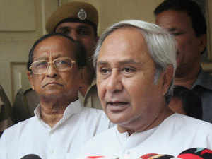 This is the first time that Naveen Patnaik has reshuffled his three-year-old ministry.