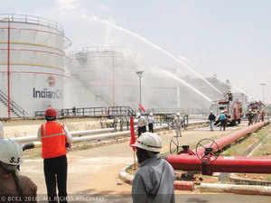 The project includes a 3 million tonnes per year ethylene unit, IOC executives said.