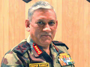 General Rawat said such a strategy will create a two-pronged dilemma for Pakistan, and also help tackle issues with the other difficult neighbour China.
