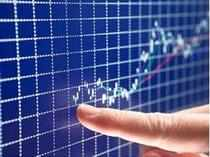 The NSE Nifty index was trading 37.10 points up at 9322.40 in the morning trade on Monday.