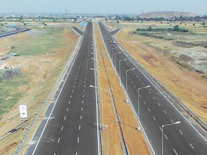 The project falls under National Highways Development Project (NHDP) phase III.
