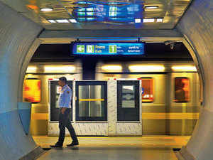 Dmrc delhi metro hikes fare minimum charge now at rs 10 maximum delhi metro fares were last revised in 2009 when the minimum tariff was raised from rs thecheapjerseys Choice Image