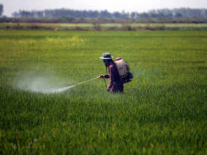 make in India: Growth in pesticide imports from China may
