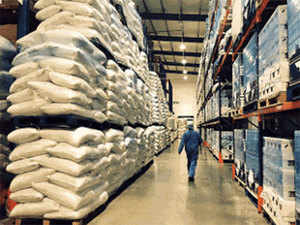 The new facilities will now cover about 450,000-500,000 square feet of space, almost five times the biggest warehouses in India right now.  Representative Image.
