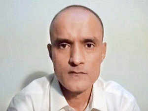 Jadhav was awarded the death sentence by a Field General Court Martial last month. India moved the ICJ against Pakistan, accusing the latter of violating the Vienna Convention.