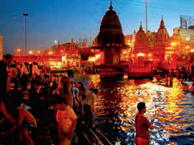 Traveller's Diary: From camping in the wild to celebrating Ganga Dussehra in Varanasi