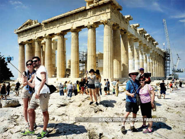 The Acropolis in Athens remains a world renowned site that draws tourists from far and beyond.