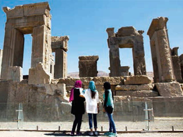 Plan a trip to Iran and experience the delights of the ancient Persian empire