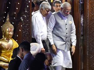 Sri Lanka: PM Narendra Modi in Sri Lanka on two-day trip ...