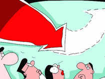 34 stocks were trading in red in the afternoon trade at Nifty.