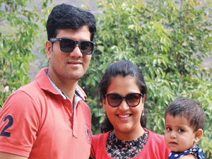 Pune-based couple, Ashish & Ashwini Paygude, 34 & 31, will require Rs 8.8 crore in 26 years  for their retirement.