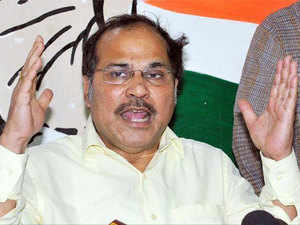"""""""Under your leadership and guidance, Congress workers shall continue to fight for democracy and secularism and oppose both TMC and BJP in the state,""""  Chowdhury to Gandhi."""