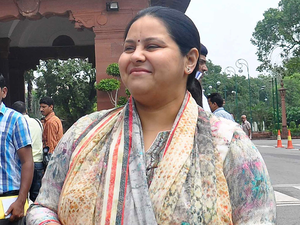 RJD national spokesperson Manoj Jha said the documents furnished by Modi were already available in public domain.( In Pic-Misa Bharti)