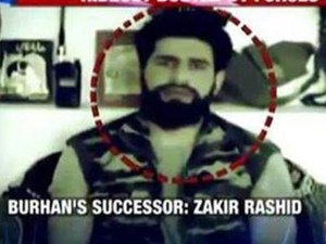 Musa rose to ranks in the group led by Burhan Wani after Idrees was killed by security forces in an encounter in 2015. ( Photo Source-Times Now)