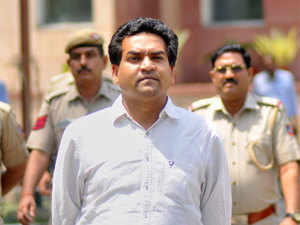 Kapil Mishra [In pic] was sacked on May 6 and two AAP legislators - Rajendra Pal Gautam and Kailash Gehlot- were inducted.