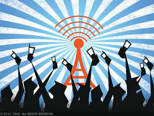 The mobile phone operators are slicing and dicing their subscriber base on parameters such as usage and spending patterns.