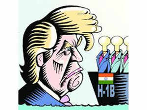 The 'Hire American' rhetoric is beginning to see some rumblings among US financial services clients, who are asking their Indian IT partners to stick to what's good for the business.