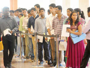 According to executive search firm Head Hunters India, job cuts in IT sector will be between 1.75 lakh and 2 lakh annually for next three years.