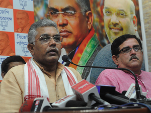 BJP state president Dilip Ghosh said BJP will hold a series of agitation against the Mamata Banerjee government till June 23.