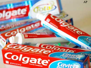 Colgate's volume share fell to 55.5% in the year ended March, its lowest since 2012, according to the company's latest investor presentation.