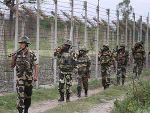 He said the main aim is to reinforce and strengthen the BSF's vigil along the border during the summer.