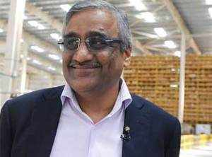 JV with Khimji Group is beginning of our global journey: Kishore Biyani