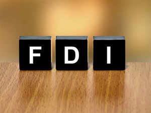 Currently, 100 per cent FDI is allowed in the construction sector subject to various conditions.