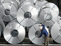 JSW Steel's EBITDA rose 64% to Rs 3,165 crore and JSW declared a dividend of Rs 2.25 per share.