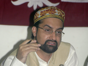 The Hurriyat Conference chairman said authorities have pushed students and youth of Kashmir to the wall leaving them with the only option of hitting the streets.