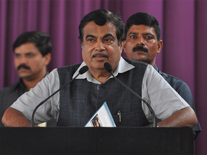 """""""We have planned several projects that would be very crucial for overall development of the country. These new highways would decongest the existing roads, bringing down logistics cost by 5-6%,"""" Gadkari told ET."""