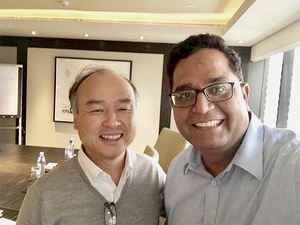 'We want to work with everyone who is building online and offline payment-led businesses. It will be great to find out synergies together in SoftBank's portfolio in India.'