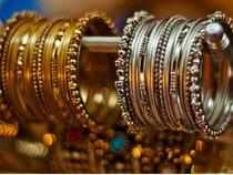 MCX Gold was trading 0.32 per cent down at Rs 28,612 today.