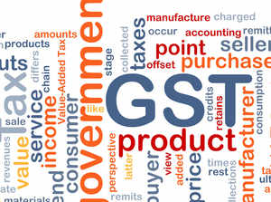 The credit of inputs held in stock (as inventory, semi-finished goods or finished goods) used for taxable supplies under GST.
