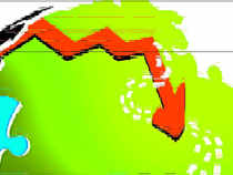 In the Nifty index, 25 stocks were trading in green, while 26 stocks were trading in red.