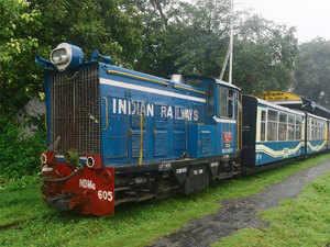 Darjeeling Himalayan Railway was bestowed with World Heritage Site status by UNESCO in 1999.