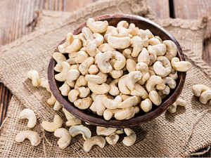 The tax for cashew nut has been raised to 12 per cent from 5  per cent. For roasted cashew nuts it is still higher at 18 per cent.