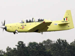 HTT-40 will replace Hindustan Piston Trainer (HPT)- 32 'Deepak' that was being used by the IAF for primary training.
