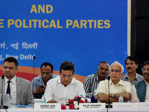 ECI sources confirmed to ET that during the course of the all-party meeting held on May 12 and in their written submissions, all major parties have opposed the EC proposals on the issue.