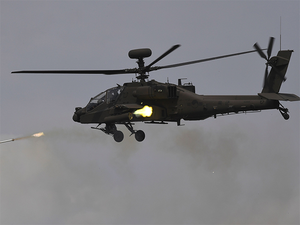 "For starters, the 1.3-million strong Army is seeking the government's approval for acquisition of 11 Apache attack helicopters from the US as ""a follow-on contract""."