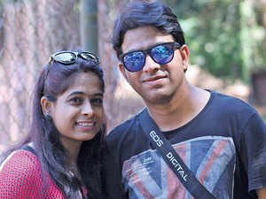 Pune based Vicky & Sonali Jadhav, 31 & 29, Salaried, needs to make fresh investments in equity funds to reach their goals.