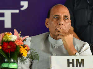 As we are aware Indo-China border is undemarcated, we have to be very vigilant while guarding the borders, said Rajnath Singh.