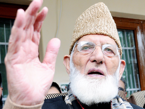 The role of hardline Hurriyat leader Syed Ali Shah Geelani was questioned by the NIA.