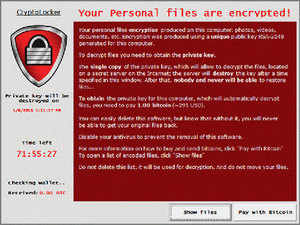 A kill-switch for WannaCry was accidentally found, but newer versions seem to have been launched that corrected this flaw.