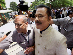 The group is liquidating assets in order to make bail for its chief Subrata Roy.