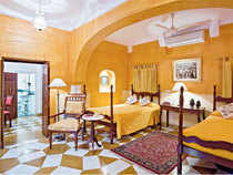 Share prices of hotel companies Hotel Leela, EIH, Taj GVK, Asian Hotel and TGB Banquets & Hotels have moved up between 30-47 per cent in just over a month.