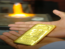 Gold Prices Were Trading Lower On Monday Morning