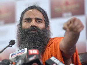 The company, with yoga expert Baba Ramdev as its public face, also pitches itself as a home-grown or swadeshi brand that seeks wellness over profits.
