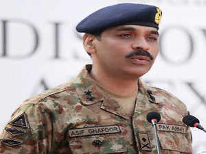 """Indian claims of destroying Pakistani post along LoC in Naushera Sector and firing by Pakistan Army on civilians across LoC are false,"" said ISPR Director Major General Asif Ghafoor."